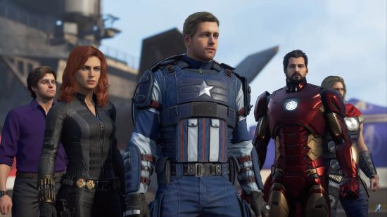 خرید بازی Marvel's Avengers | XBOX ONE