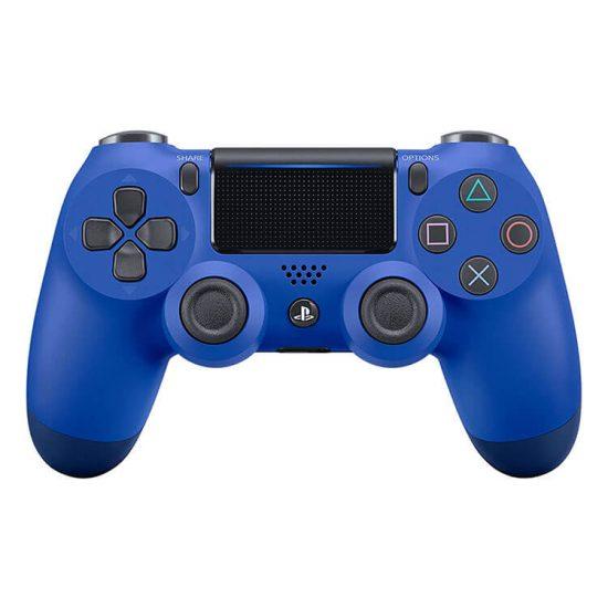 دسته PS4 رنگ آبی