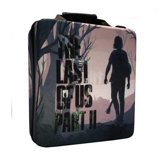 خرید کیف PS4 طرح لست آف آس 2