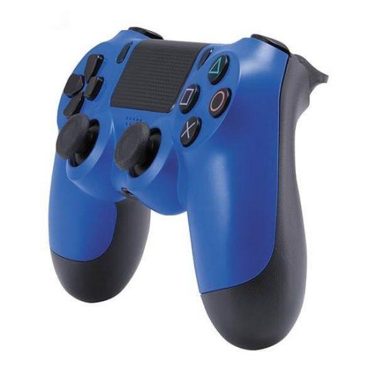خرید دسته PS4 رنگ آبی