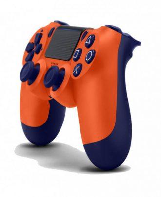 گالری دسته PS4 رنگ نارنجی