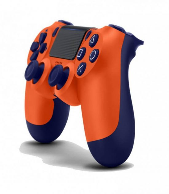 خرید دسته PS4 رنگ نارنجی