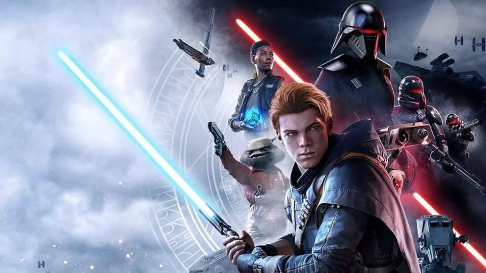 10.  Star Wars Jedi: Fallen Order