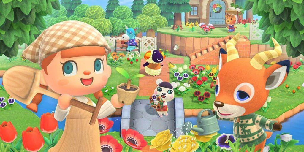 2. Animal Crossing: New Horizons