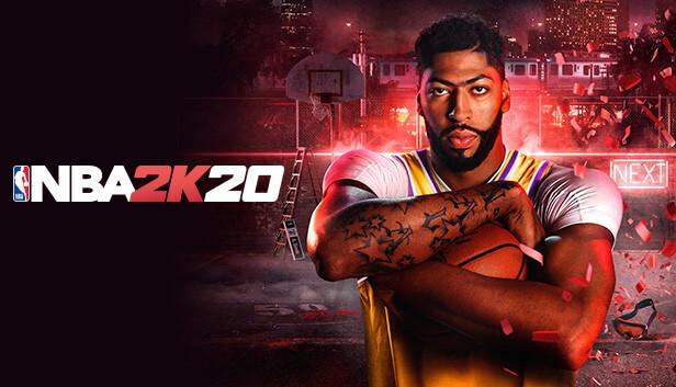 4. NBA 2K20