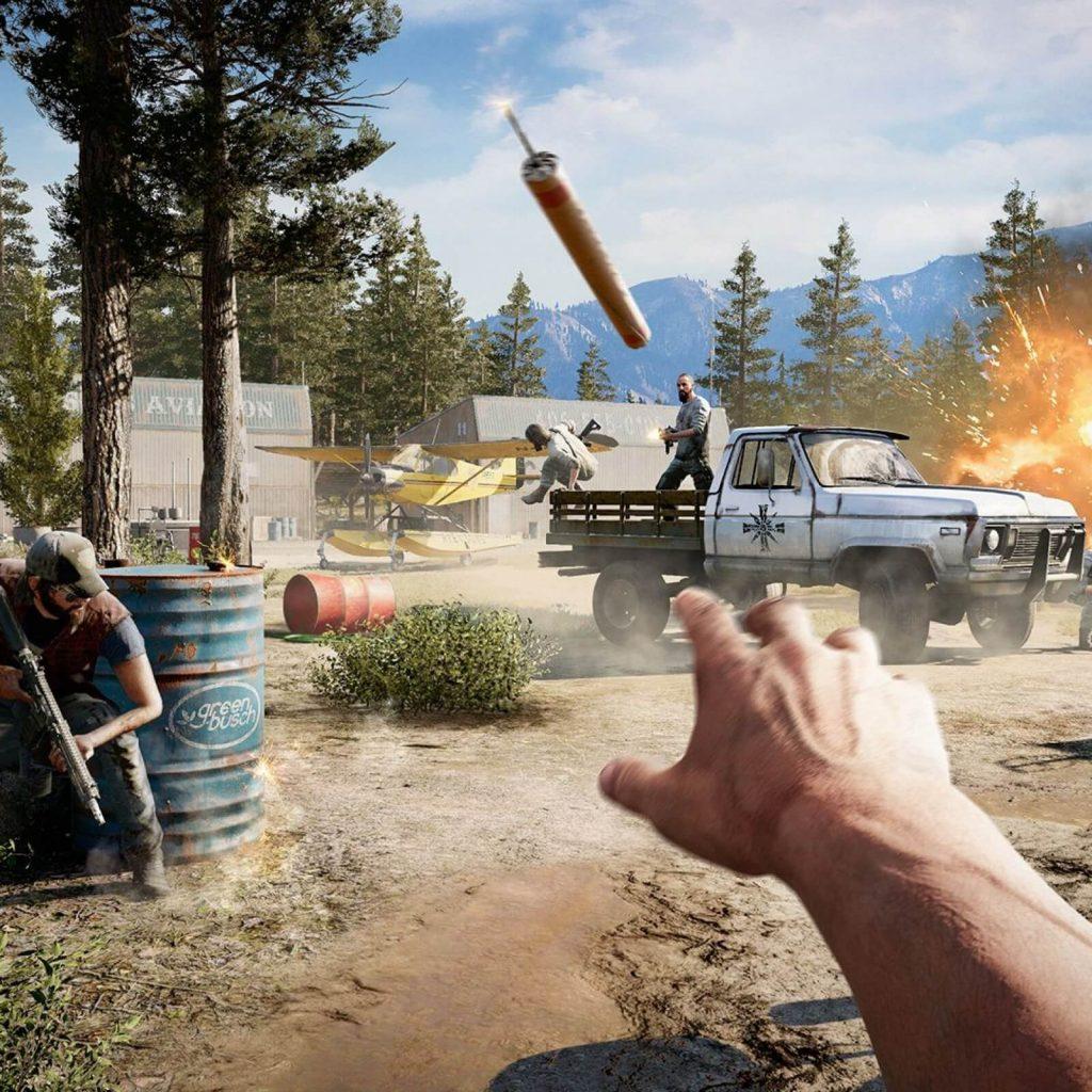 گیم پلی و ارائه بازی Far Cry 6
