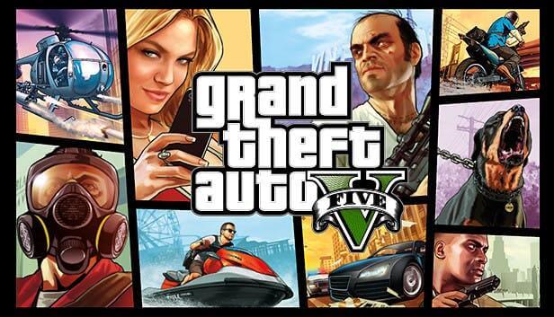 6. Grand Theft Auto V
