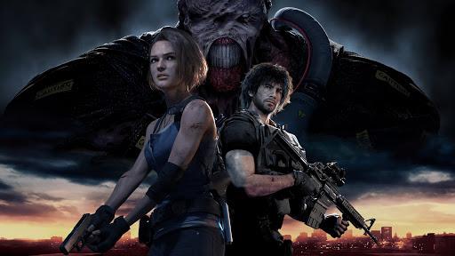 7. Resident Evil 3 Remake