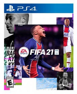 خرید اکانت قانونی بازی fifa 21