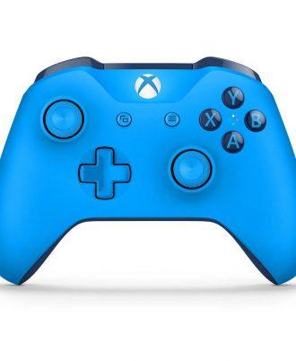 خرید دسته xbox one رنگ آبی