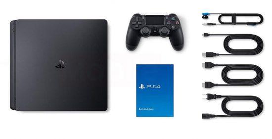 خرید PS4 slim Region 3 2218 1Tb | قیمت پلی استیشن 4 ریجن 3