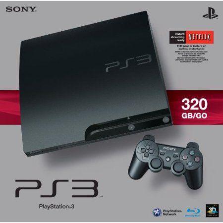 خرید ps3 slim 320GB | قیمت پلی استیشن 3 اسلیم