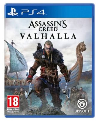 خرید بازی assassins creed valhalla