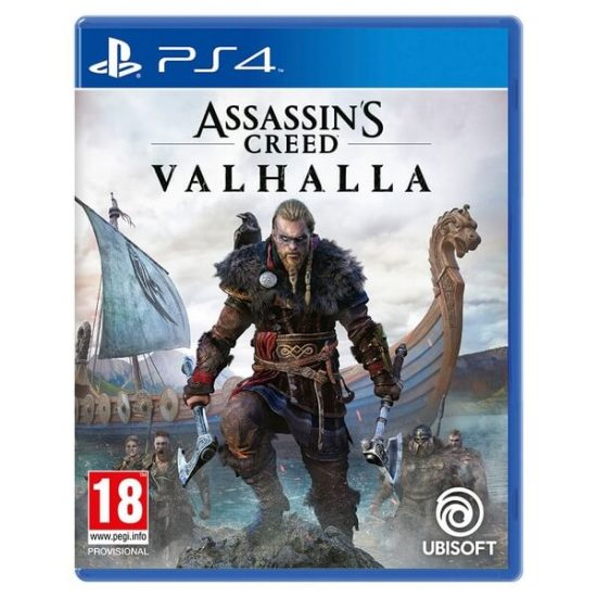 خرید بازی assassins creed valhalla برای ps4 | قیمت اساسین کرید والهالا برای ps4