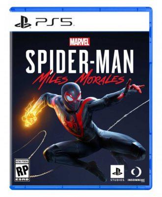 خرید بازی Spider-Man Miles Morales برای ps5
