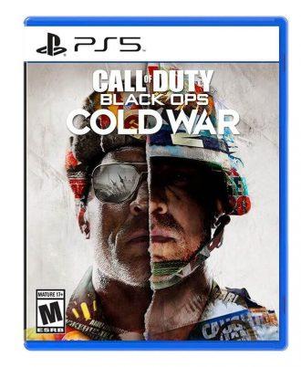خرید بازی call of duty cold war برای ps5