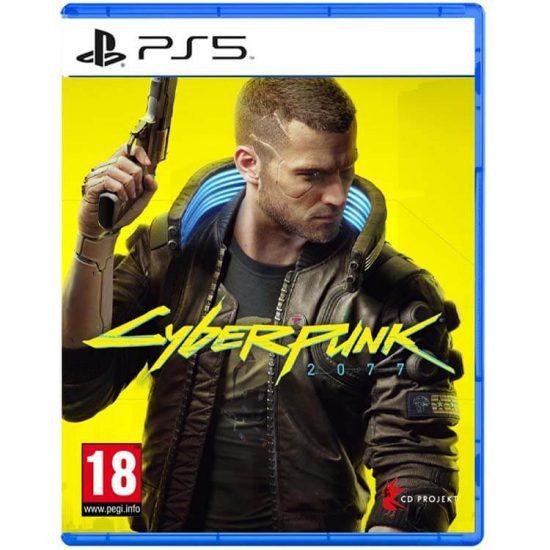 خرید بازی cyberpunke برای ps5