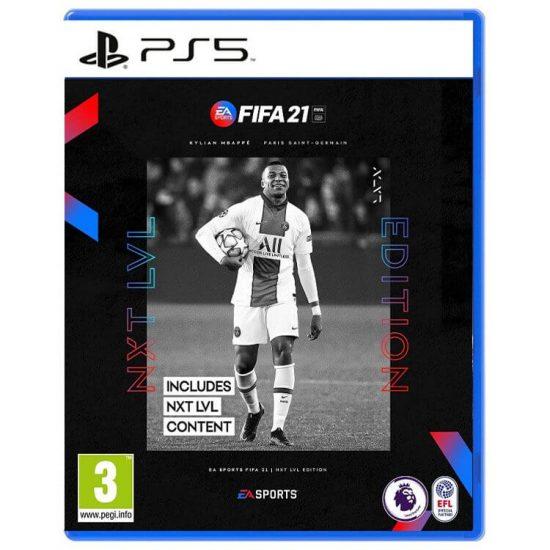 خرید بازی fifa 21 برای ps5