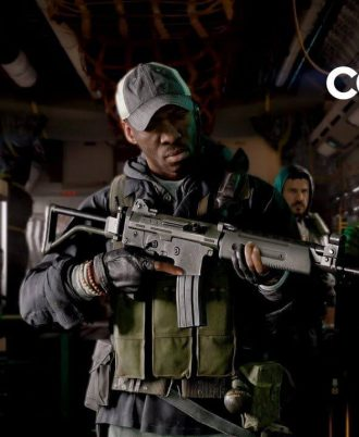 گالری خرید بازی call of duty cold war برای ps5