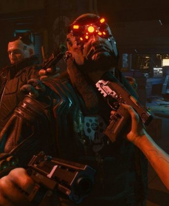 گالری خرید بازی cyberpunke برای ps5