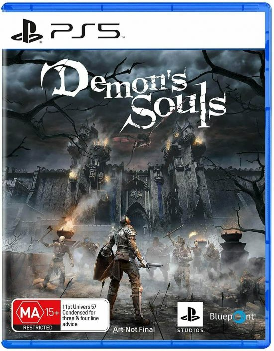 خرید بازی demons souls