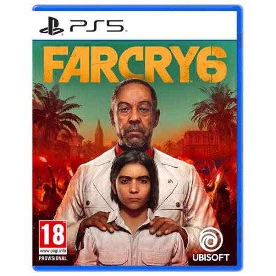 خرید بازی farcry 6 برای ps5