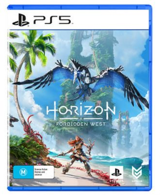 خرید بازی horizon forbidden west برای ps5