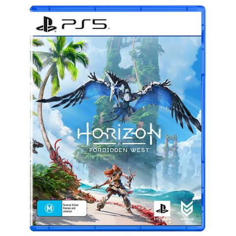 خرید بازی horizon forbidden west برای ps5
