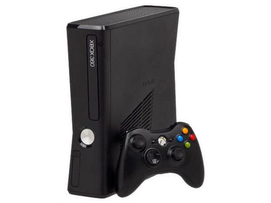 خرید ایکس باکس 360 اسلیم 250G همراه با 150 بازی