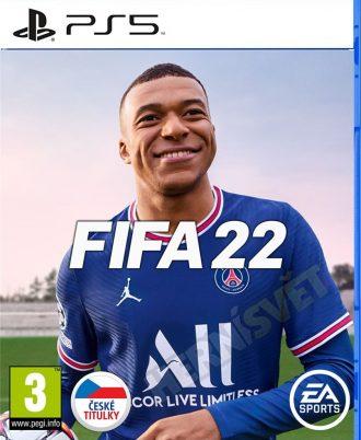 خرید بازی فیفا ۲۲ برای PS5