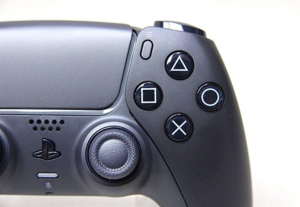 طراحی دسته PS5