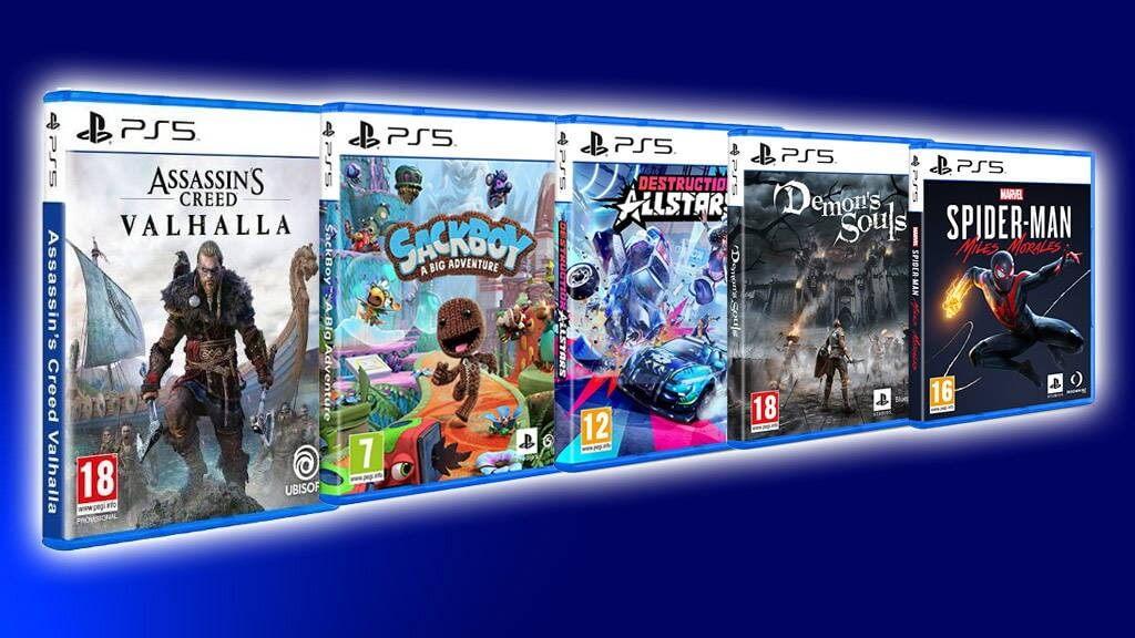 چگونگی ارتقاء بازی_های PS4 به PS5