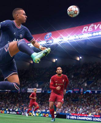 گالری خرید بازی فیفا ۲۲ برای PS5