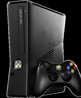 ایکس باکس ۳۶۰ اسلیم 250G جیتگ با بازی و بدون درایو