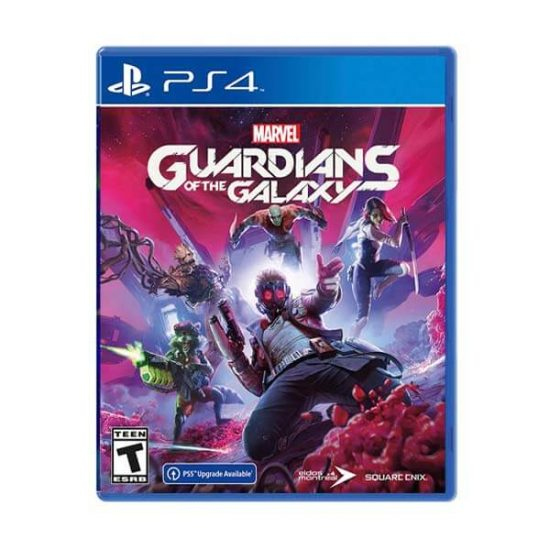 خرید بازی marvel's guardians of the galaxy برای ps4