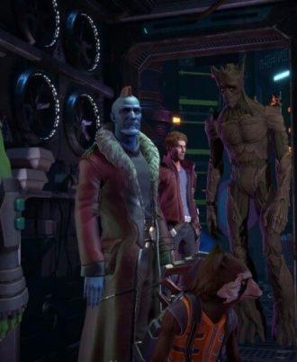 گالری خرید بازی marvels guardians of the galaxy برای ps4