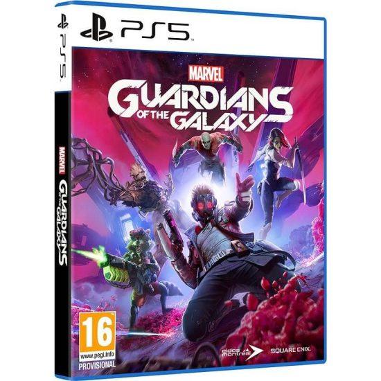 خرید بازی marvels guardians of the galaxy برای ps5