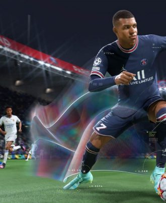 گالری خرید بازی فیفا ۲۲ برای PS4