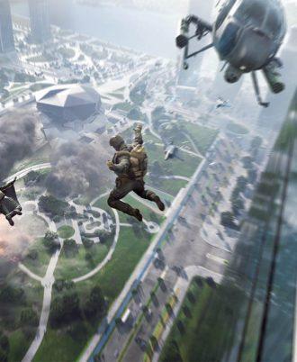 گالری خرید بازی Battlefield 2042 برای ps5