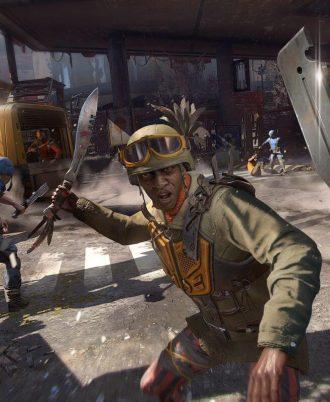 گالری خرید بازی Dying Light 2 برای ps5