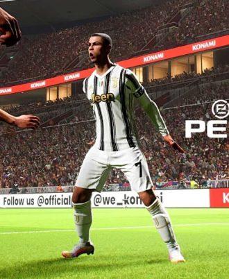 گالری خرید بازی pes 22 برای PS5
